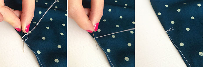 1940's Tea Dress Sewalong - Constructing the Skirt | Sew Over It