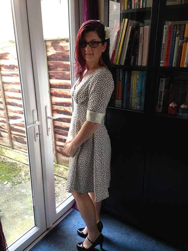 Sew Over It 1940's Tea Dress Sewalong - your finished dresses!