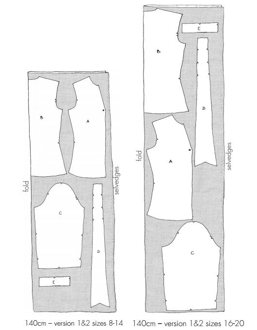 Layplan - 140cm