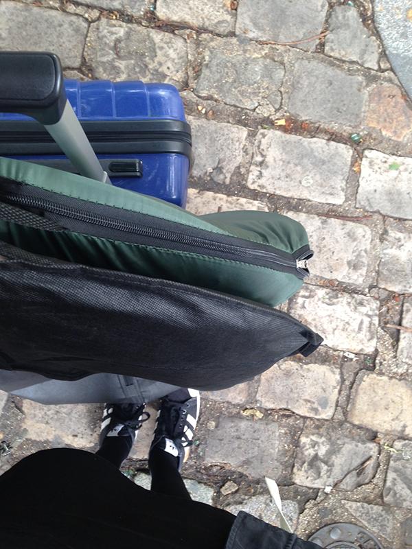 My Capsule Wardrobe: City Break
