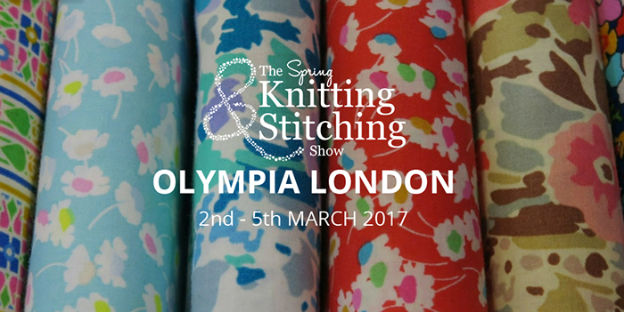 Sew Over It at the Knitting and Stitching Show in London