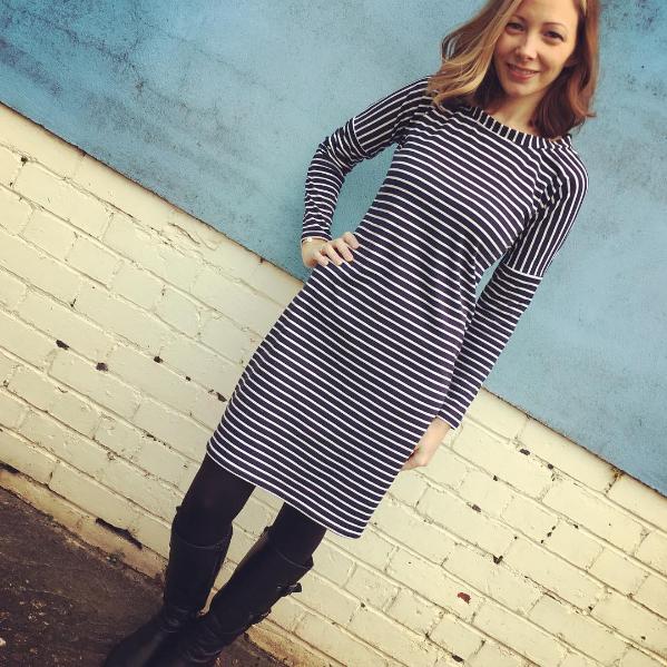 Sew Over It Molly Dress from My Capsule Wardrobe: City Break eBook