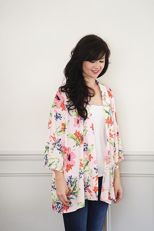 Kimono Jacket 1