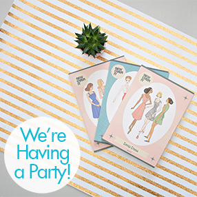 Save the date - we're having a party!