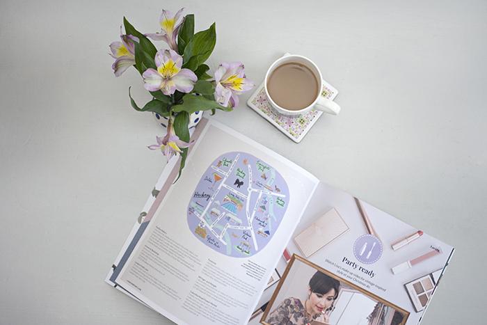 Lisa Comfort magazine