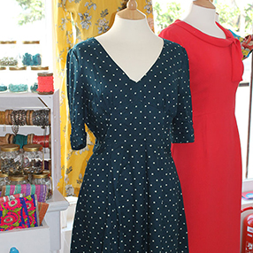 1940's Tea Dress sewalong - Sew Over It