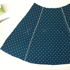 1940's Tea Dress sewalong - Sew Over It