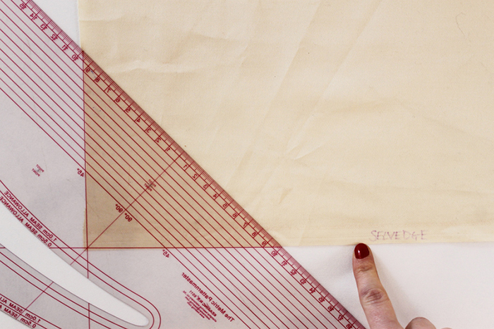 How to Make Bias Binding :: Sew Over It