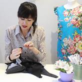 How To Line A Dress