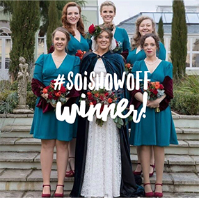Sew Over It's #SOIshowoff winner - December