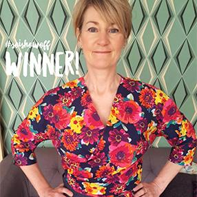 SOIshowoff winner: Ella Blouse