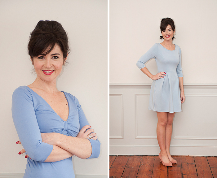 Intro to Sewing with Knit Fabrics : a Sew Over It online class