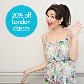 Save 20% on Sew Over It's London Sewing Classes