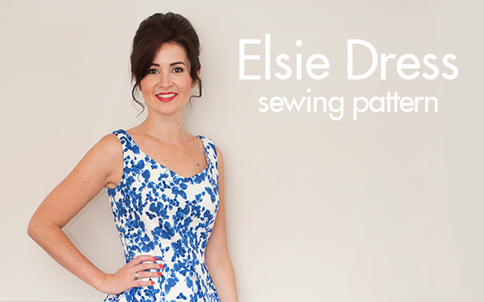 Sew Over It Elsie Dress sewing pattern