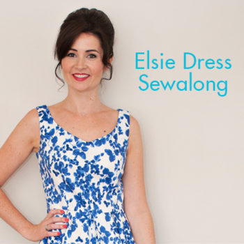 Announcing the Elsie Dress Sewalong!