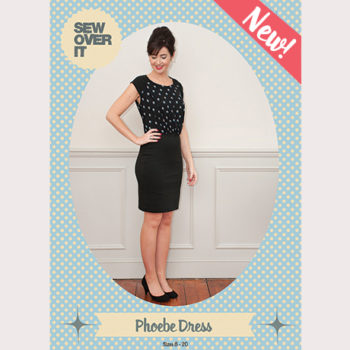 New Pattern Alert! Add Phoebe to your Autumn Wardrobe!