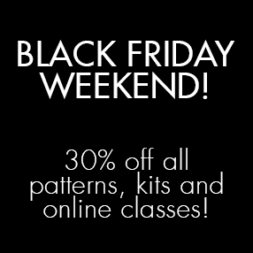 Black Friday at Sew Over It