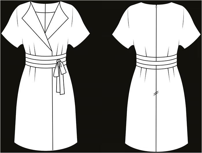 Sew Over It Charlotte Dress pattern
