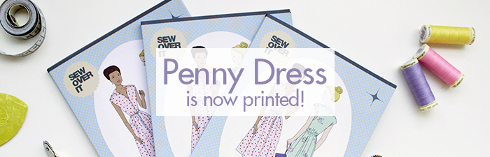 Sew Over It Penny Dress Pattern