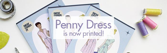 Sew Over It Penny Dress Pattern