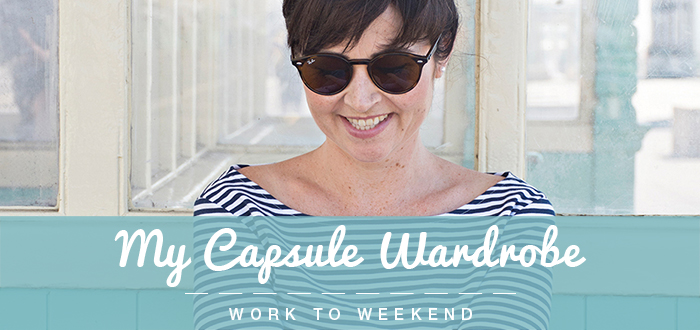 My Capsule Wardrobe: Work to Weekend :: an eBook by Sew Over It
