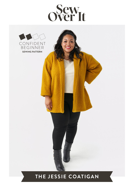 Jessie Coatigan :: Sew Over It