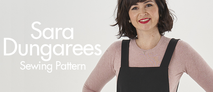 Sew Over It Sara Dungarees