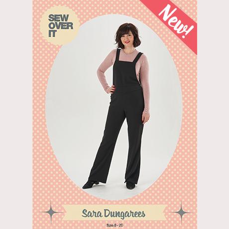 Sew Over It Sara Dungarees