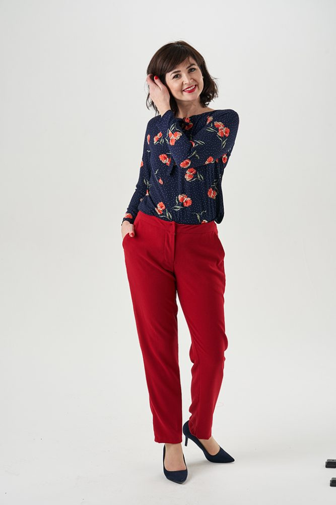 Cigarette Pants sewing pattern :: Sew Over It