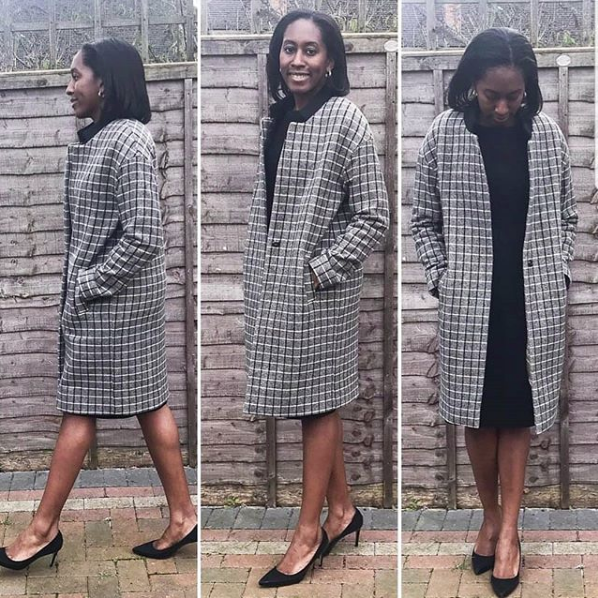 SOIshowoff :: Michelle's Cocoon Coat