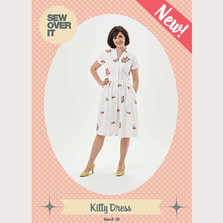 a040dd902a Sew Over It Kitty Dress sewing pattern