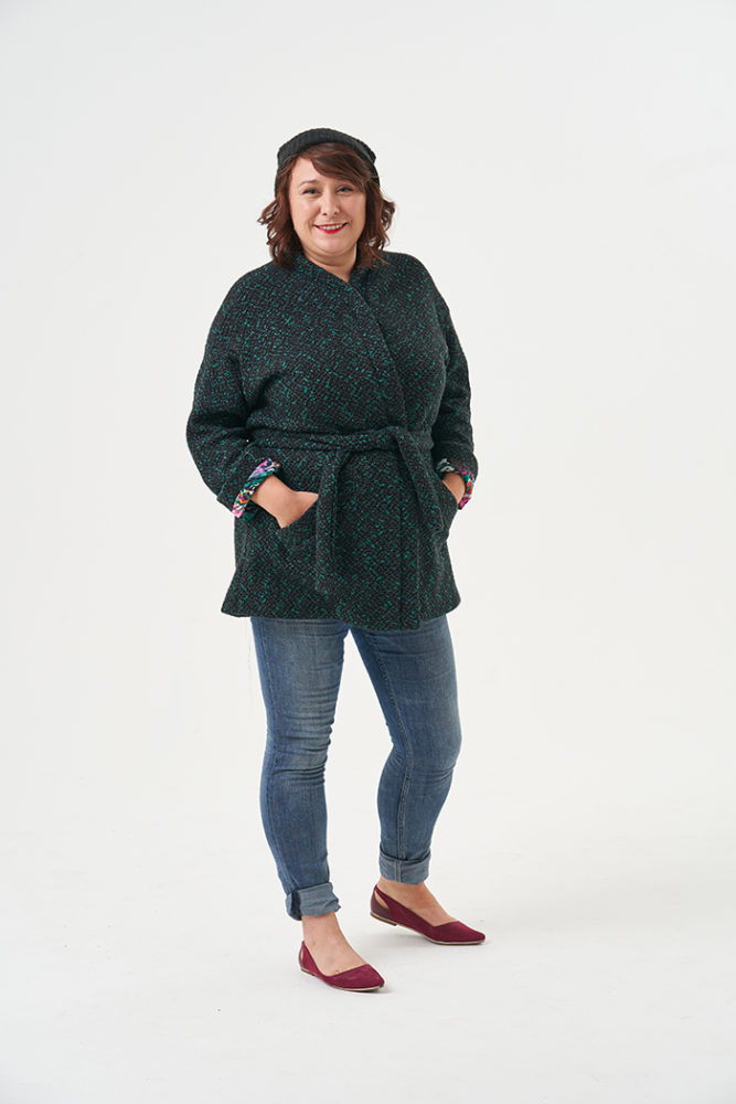 Sew Over It Dahlia Coat
