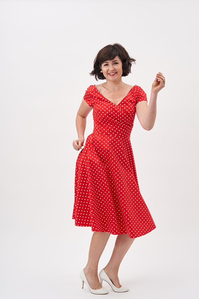 Maisie Dress sewing pattern - Sew Over It