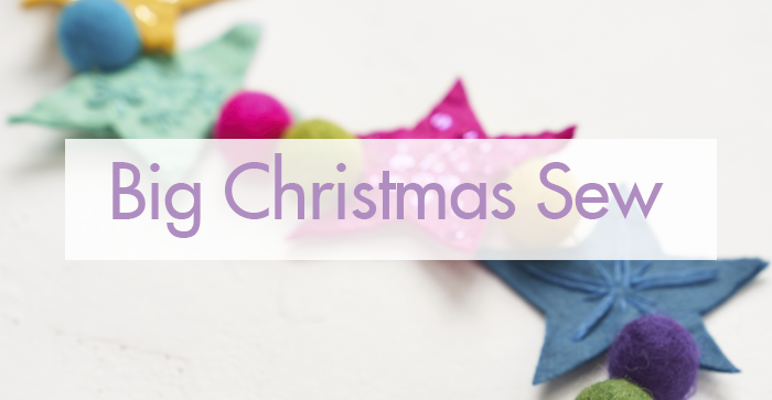 Big Christmas Sew - Sew Over It