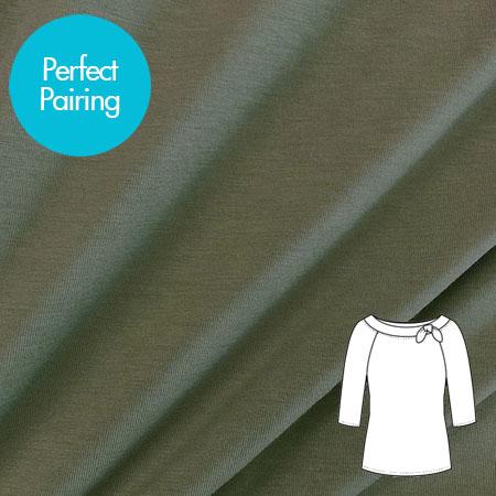 Sew Over It Online Shop - Bamboo - Khaki